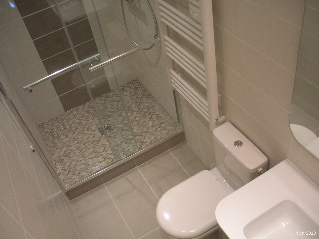 Rochebeuf r novation for Comment amenager une salle de bain de 3m2